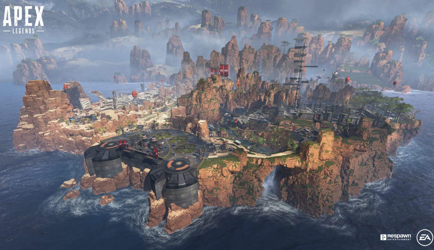 Blog-Artikel: Apex Legends - neuer Meilenstein des Battle-Royal-Genres?