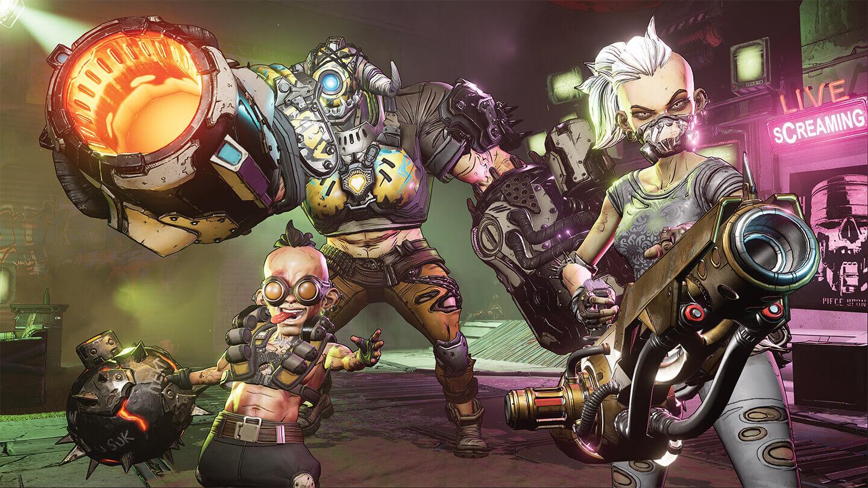 Blog-Artikel: Borderlands 3 - erstes Gameplay des Kult-Shooters