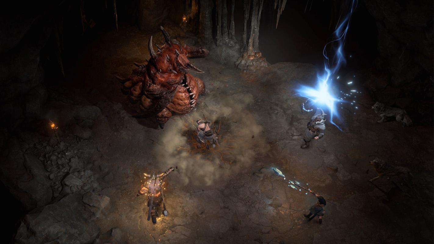 Blog-Artikel: Diablo 4 - alle Neuerungen im Überblick
